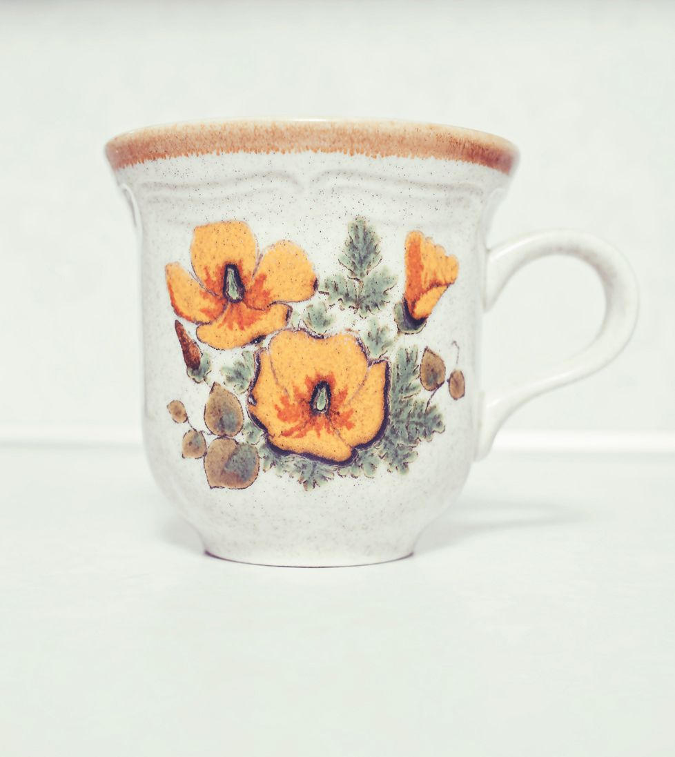 pretty cup - my photography