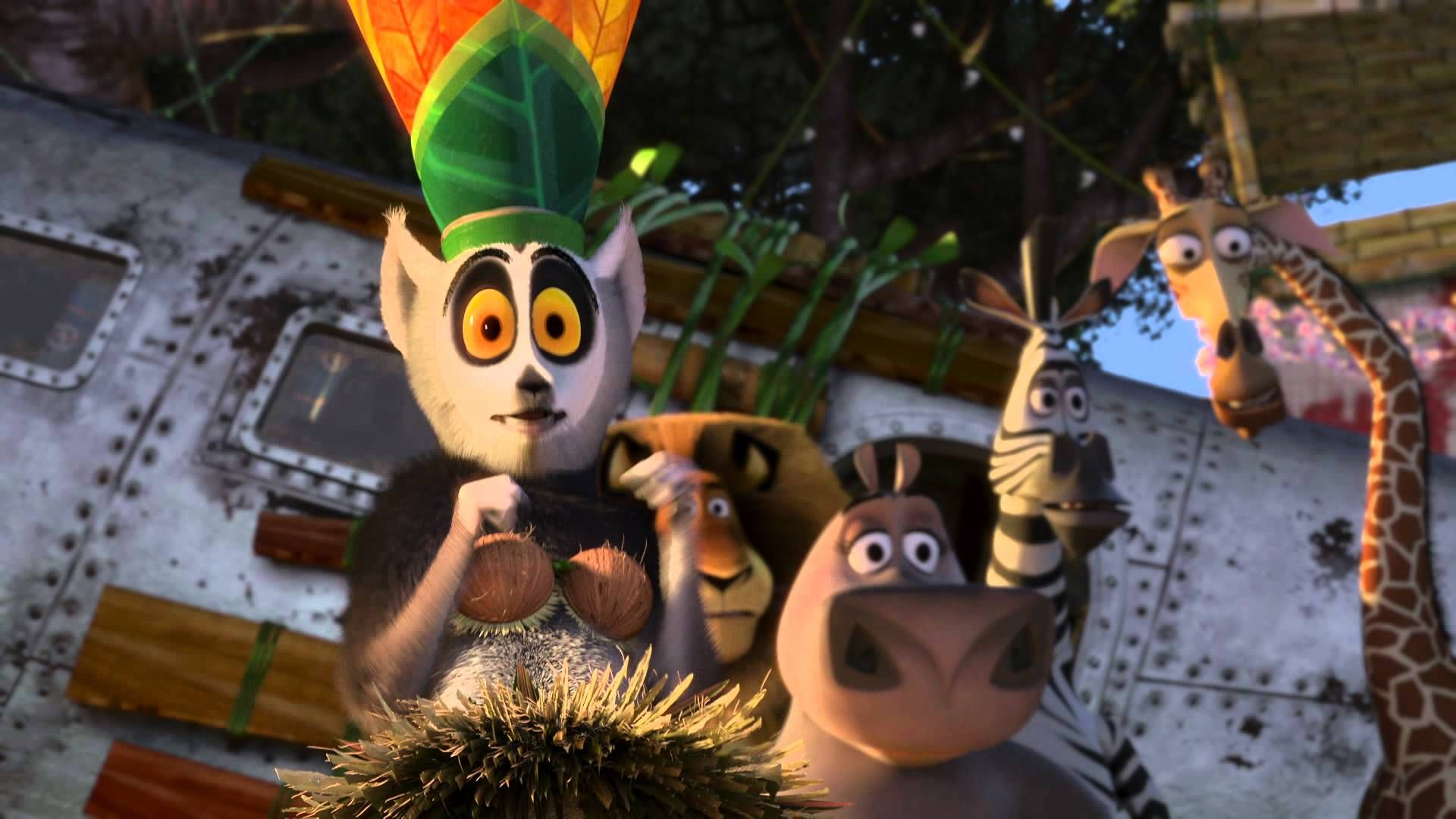 Madagascar escape 2 africa trailer madagascar movie