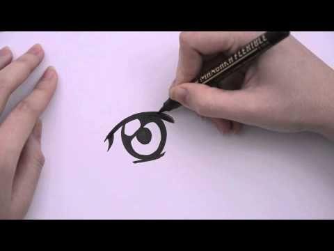 06 Testa: occhi e sopracciglia - YouTube