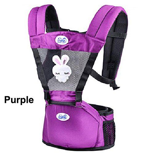 a9178cfa646 Baby Kids Child Infant Toddler Safety Hipseat Hip Seat Stool Carrier Belt  Sling Hugger Harness Rider Purple    You can get additional details at the  image ...