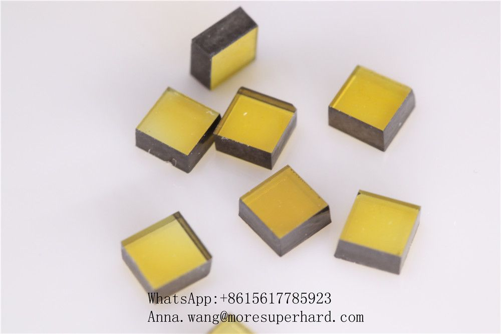 Synthetic single crystal diamond is a manufactured product