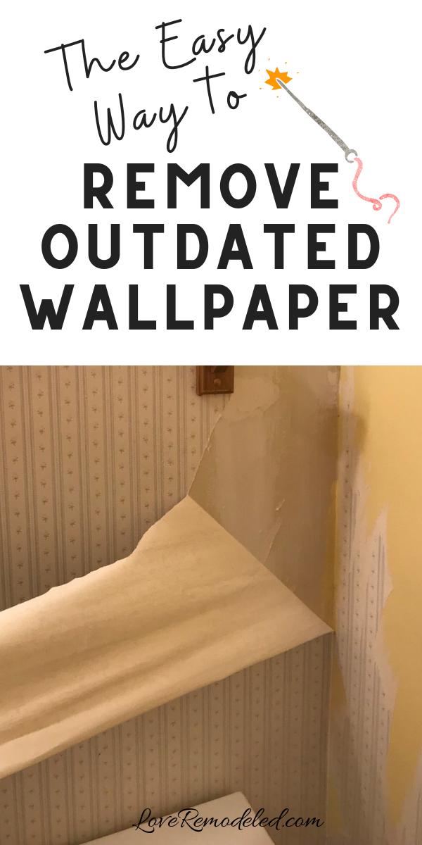 How To Remove Wallpaper from Drywall (With images