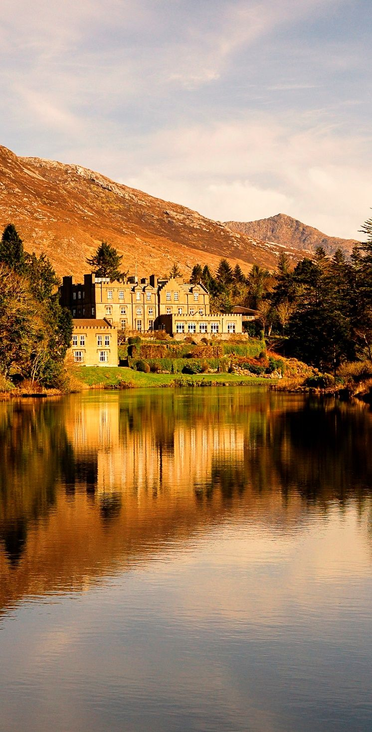 Ballynahinch Castle, Recess, Connemara, Co. Galway | A ...