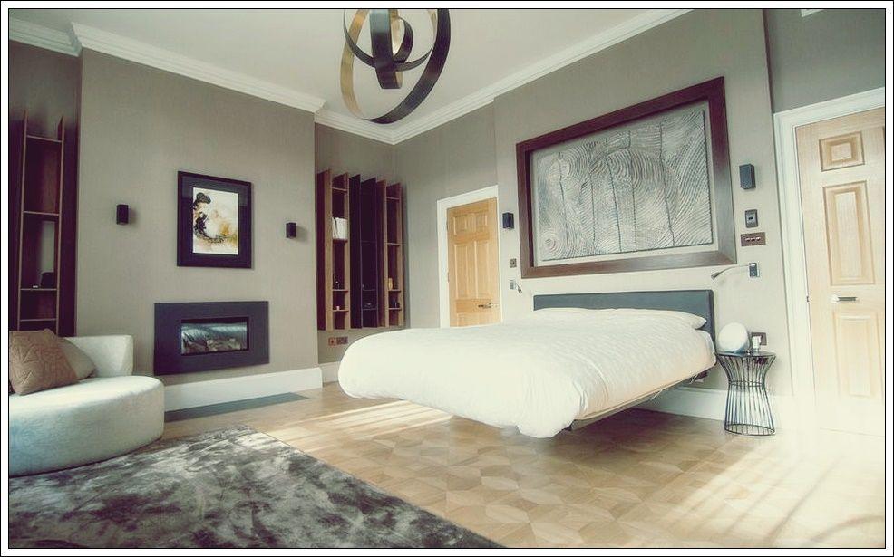 Schwimmende Betten Erhohen Sie Ihr Schlafzimmerdesign Auf Die