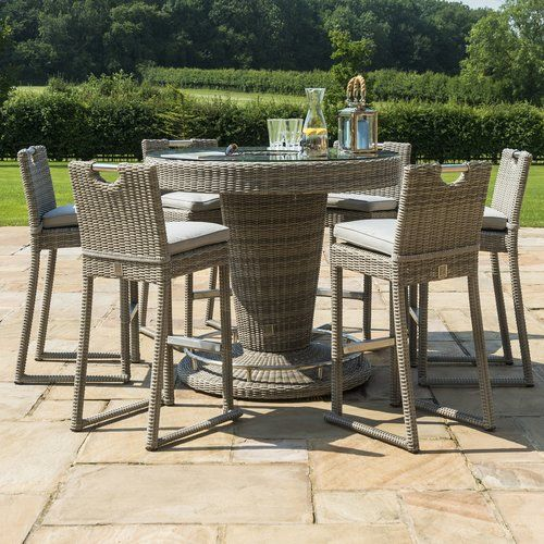 Dining Set With Cushions Kampen Living