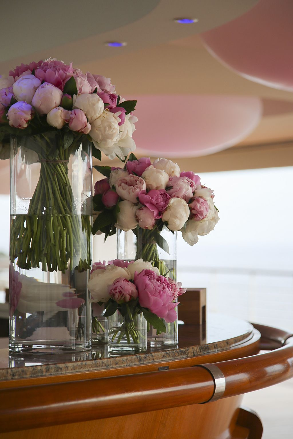 Cannes - a simple way to decorate the garden with luxurious flowers
