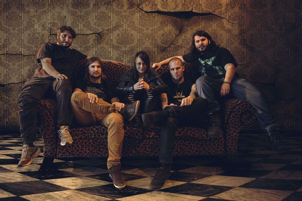 Thrash/speed metal band Ironstorm release debut album 'Wrathwind' http://buff.ly/1jQJVVp