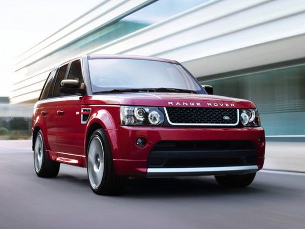 2012 Land Rover Range Rover Sport Limited Edition Range Rover Sport Range Rover Red Range Rover