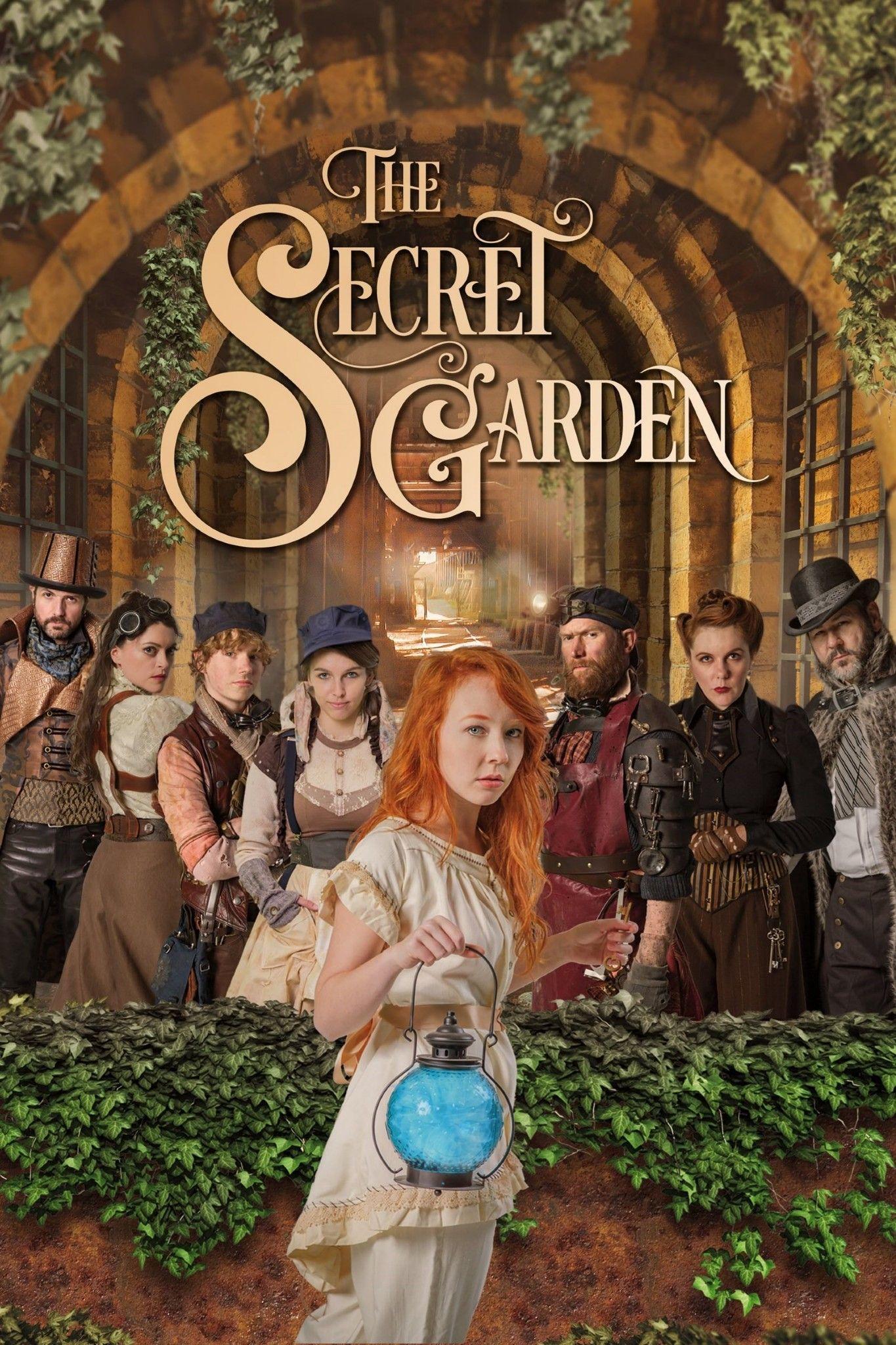 The Secret Garden 2017 Secret garden, Romantic garden