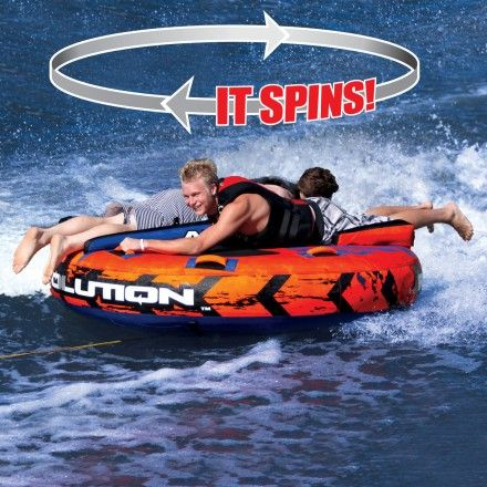 airhead revolution this great watertube is on sale it offers