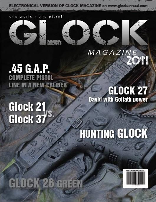 This all information about #Glock find you in Glock Magazine 2011!!!