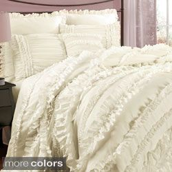 Lush Decor Belle Bedding Lush Decor Belle 4Piece Comforter Set  For The Home  Pinterest
