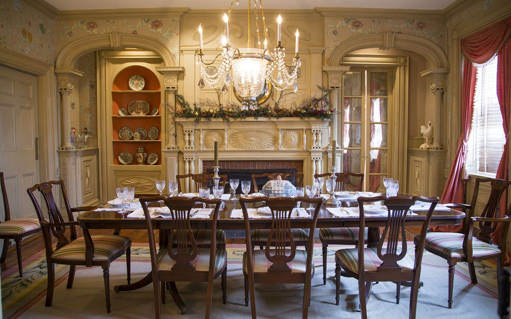 A Family Home Since 1822 Dining Decor Best Dining