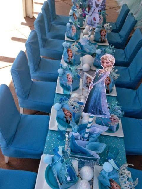 ideas para fiesta de cumplea u00f1os de frozen