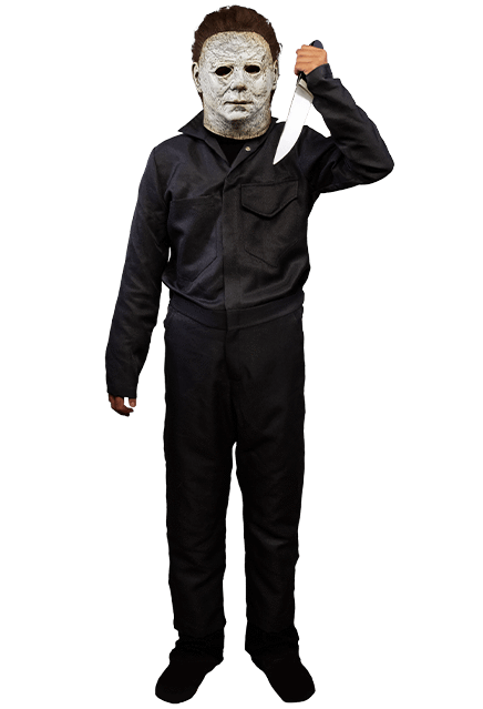 Halloween 2018 Michael Myers Child S Coveralls Michael Myers Costume Boys Scary Halloween Costumes Michael Myers