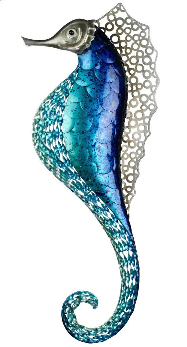Home :: Metal Wall Art :: Fish, Beach & Ocean ...
