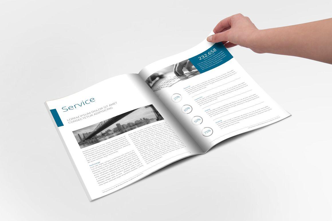 Großzügig Geschäftsbericht Vorlagen Indesign Fotos ...