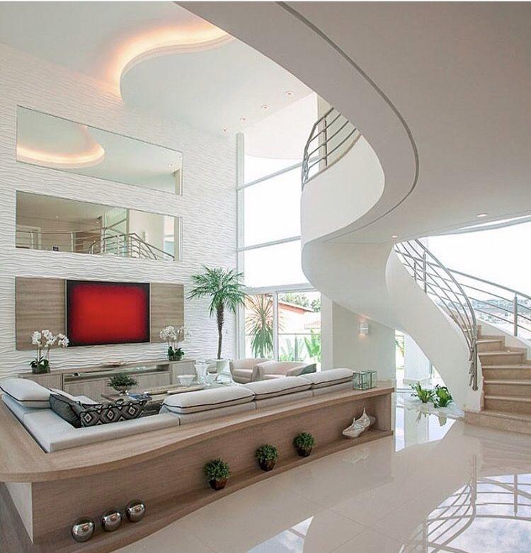 Fotos De Casas Modernas Por Dentro Interesting Amazing Elegant Is - Casas-por-dentro-modernas