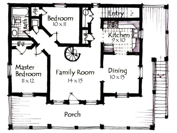Unique Garage Apartment, 039G-0001 | Dream Camp | Pinterest ...