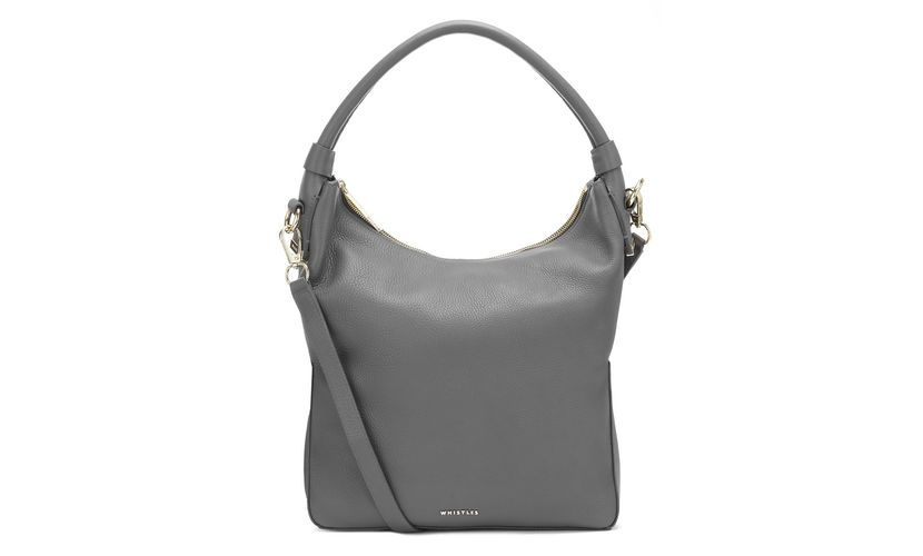 13cd216976 The Belgrave Hobo is a simple yet slouchy everyday bag with tubular handle  and adjustable shoulder strap. This effortlessly chic style measures x x  with an ...