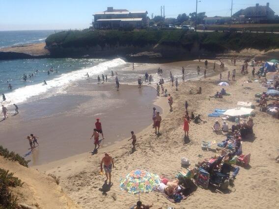 Sunny Cove Santa Cruz On Fourth Of