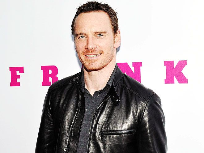 Star Tracks: Friday, April 25, 2014 | HOT TO TROT | A suave Michael Fassbender gives a sly grin at the premiere of his new movie Frank at the Light House Cinema in Dublin, Ireland, on Thursday.