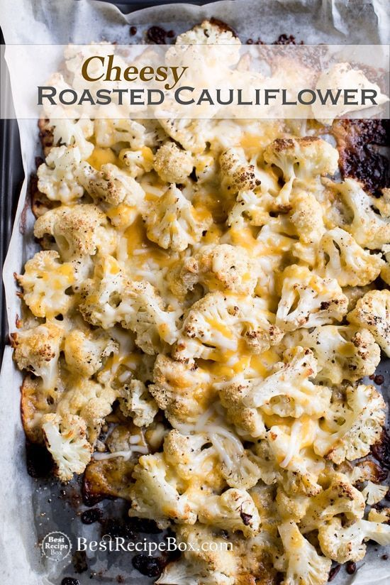 Photo of Cheese-roasted cauliflower – cauliflower – #cauliflower #cauliflower #frasted …