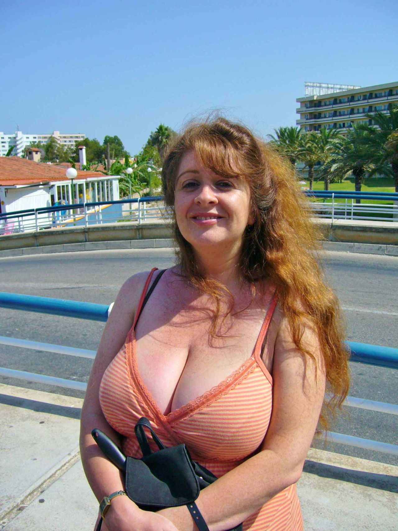 Mature busty ladies with mature woman