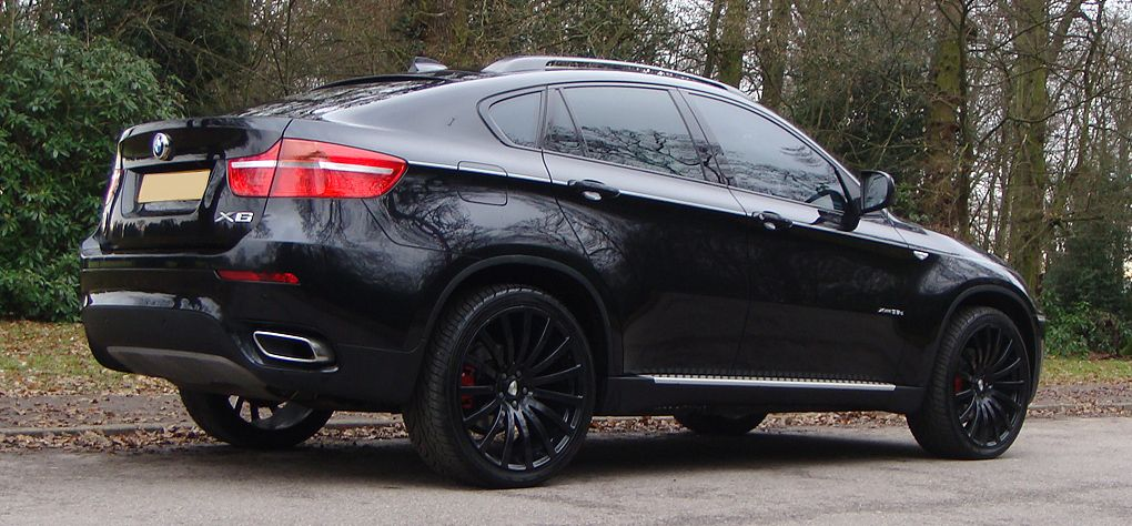 Bmw X6 Black Wheels Google Search Cars And Motorraden