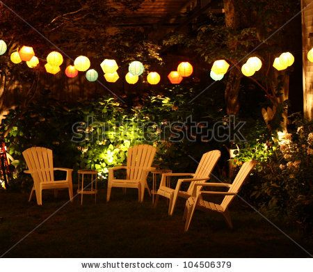 Evening, Garden, Party - Free Images on Pixabay