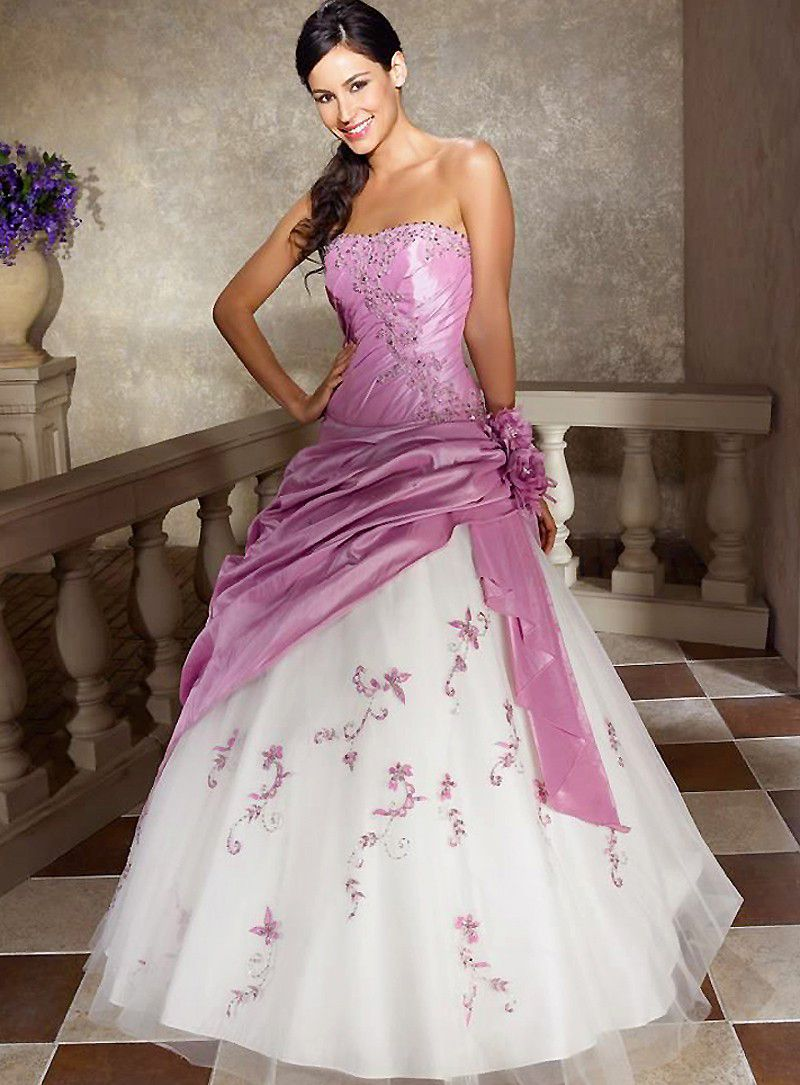 Cheap Ball Gown with Beading Wedding Dresson Sale With USD$ 198.99 : Weddingshe.com