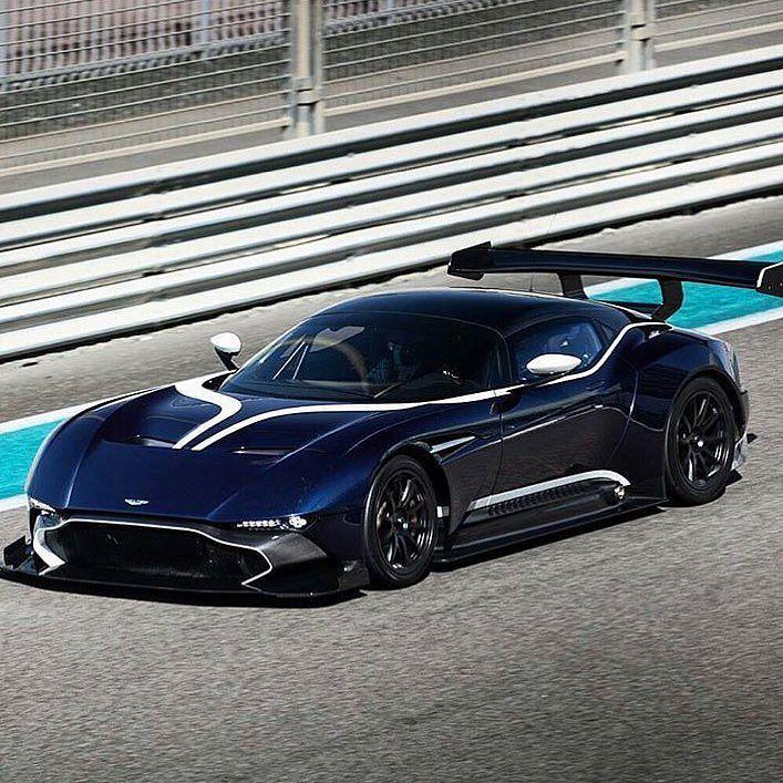 Lapo Elkann: Aston Martín Vulcan . @astongram