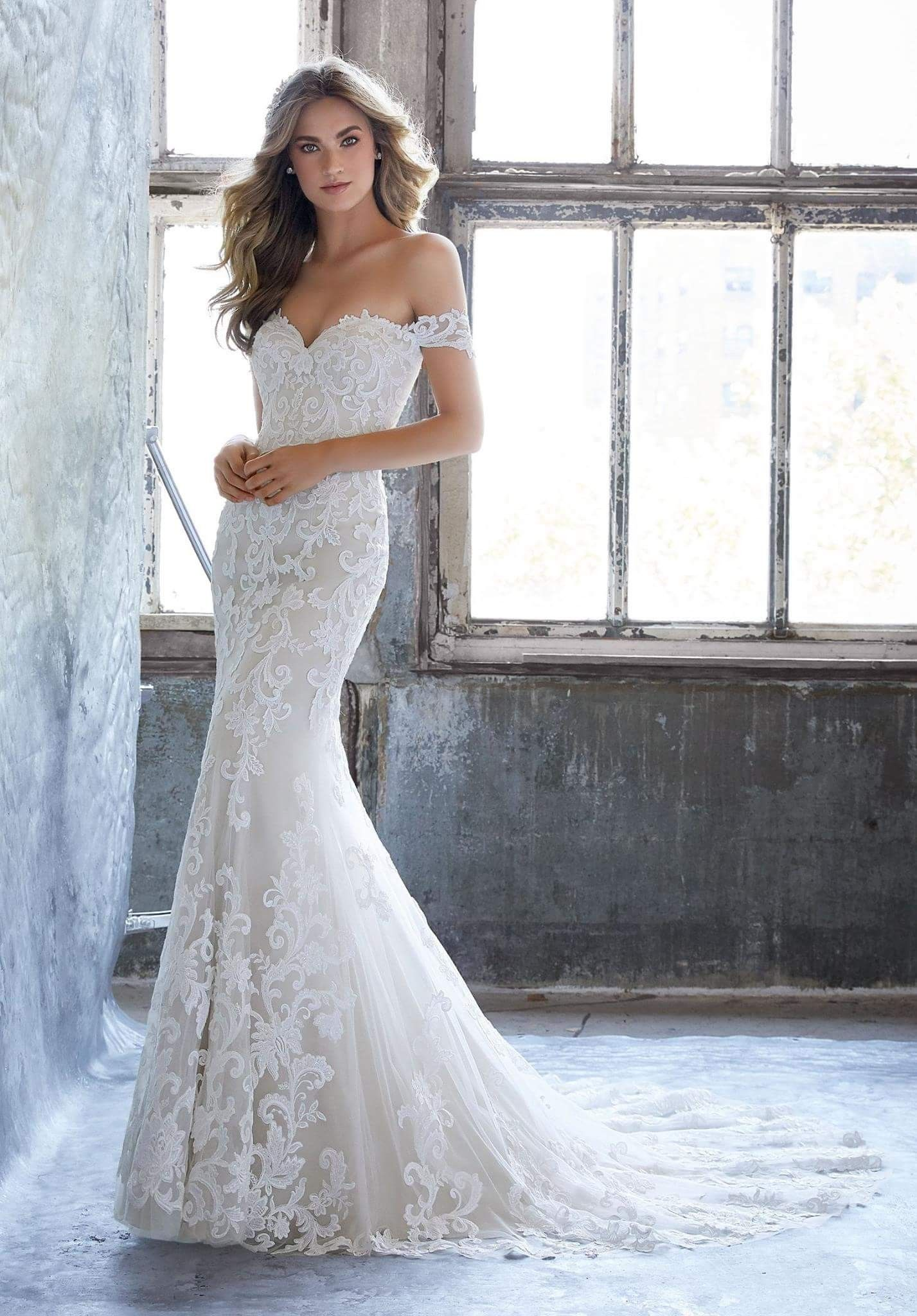 Mori lee madeline gardner wedding dress  Morilee by Madeline Gardner wedding dress  Wedding  Pinterest