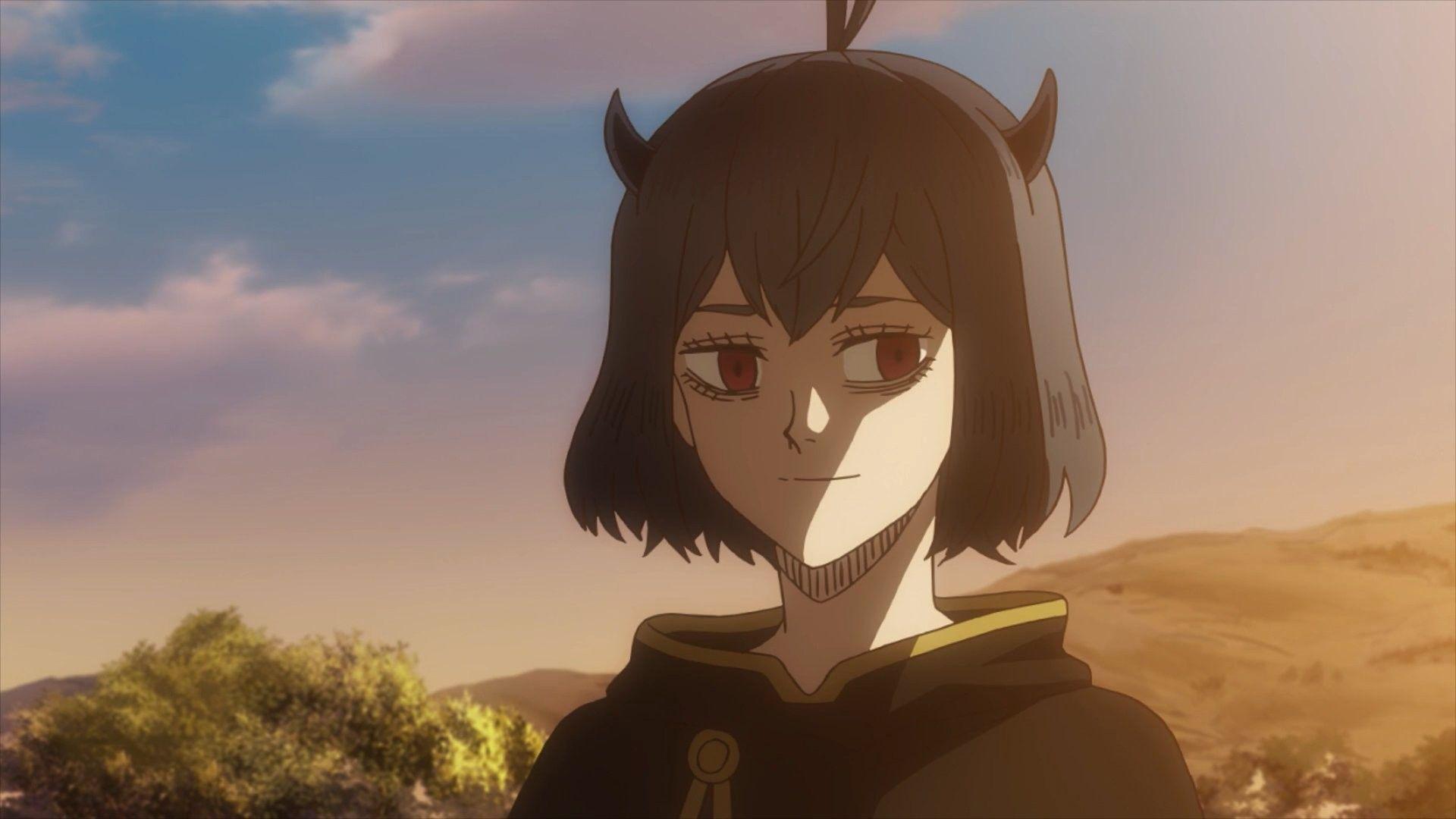 Secre Swallowtail Nero Black Clover Anime Films Aesthetic Anime Anime