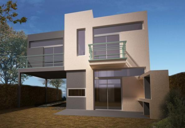 Virar 3 dormitorios procrear programa cr dito for Modelos viviendas procrear