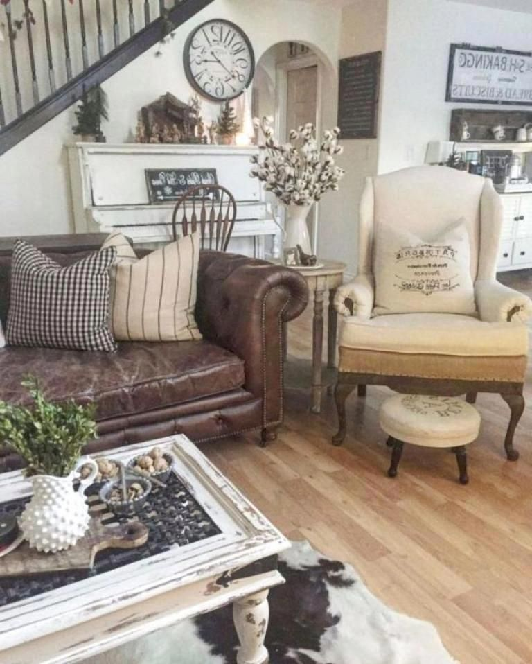 Rustic Living Rooms Room Wall Colors With Brown Couch Unique Decor And Design Ideas Rusticlivingroomdecor