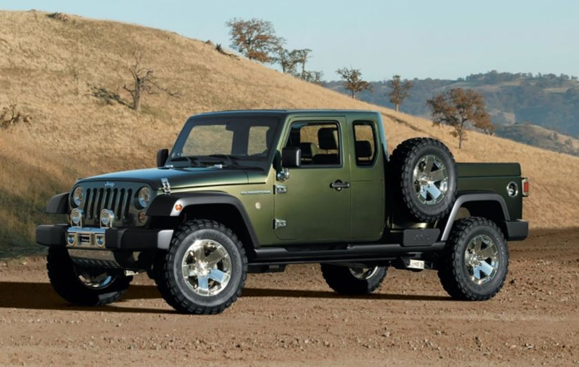 The Next 2020 Jeep Wrangler Pickup Rating Release Date Jeep