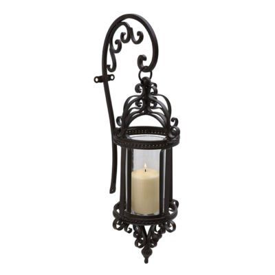 Candle Sconce Wall Candles Wall Mounted Candle Lanterns Hanging Wall Candles