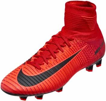 online store 2a048 7a96e Kids Nike Mercurial Superfly V from the Fire Pack. Available now at  SoccerPro