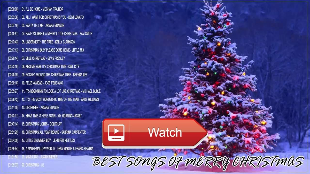 Best Christmas Music.Best Pop Christmas Music Playlist Christmas Songs Best Pop