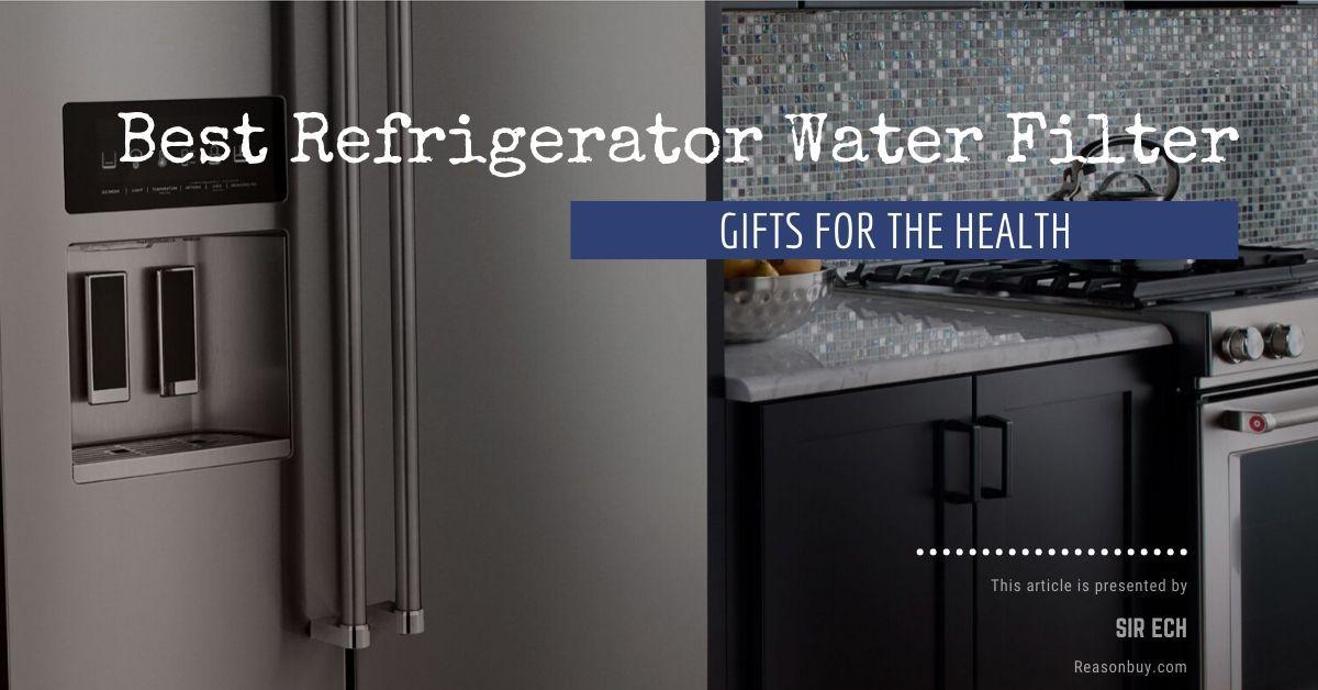 Best refrigerator water filter reviews guide 2019