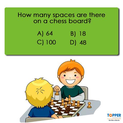 trivia Chess board, Brain teasers, Kids