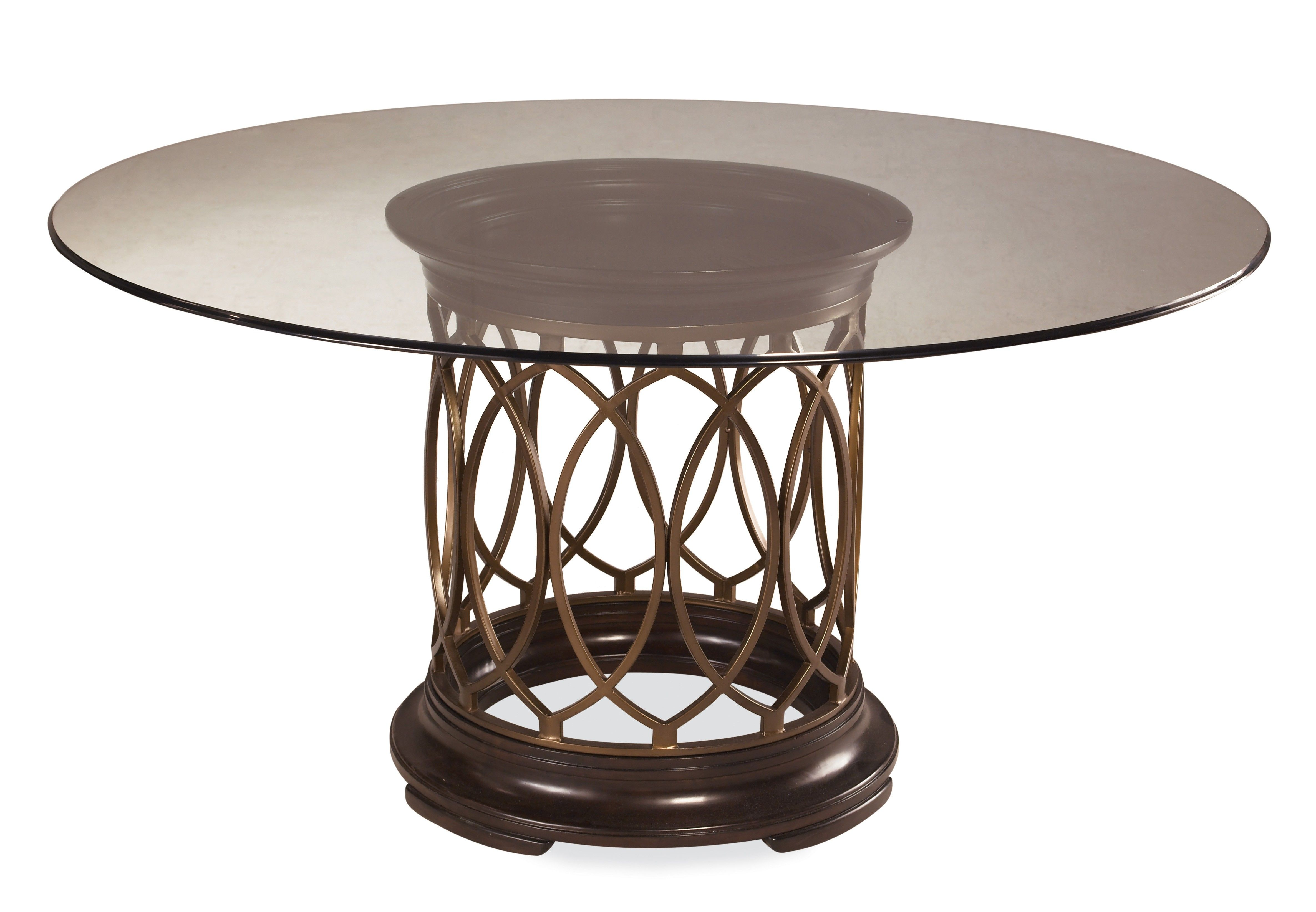 awesome glass top dining table base for chic round plan with clear rh pinterest com