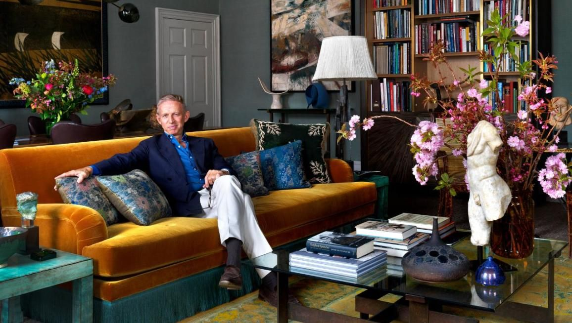 Inside interior designer douglas mackie   laboratory of art also rh pinterest