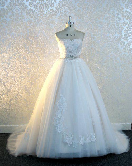 Fairytale Wedding Dress   Fairytale wedding dresses, Fairytale ...