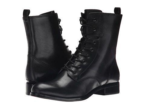 MICHAEL Michael Kors Norwood Boot Black Vachetta - 6pm.com $124.99