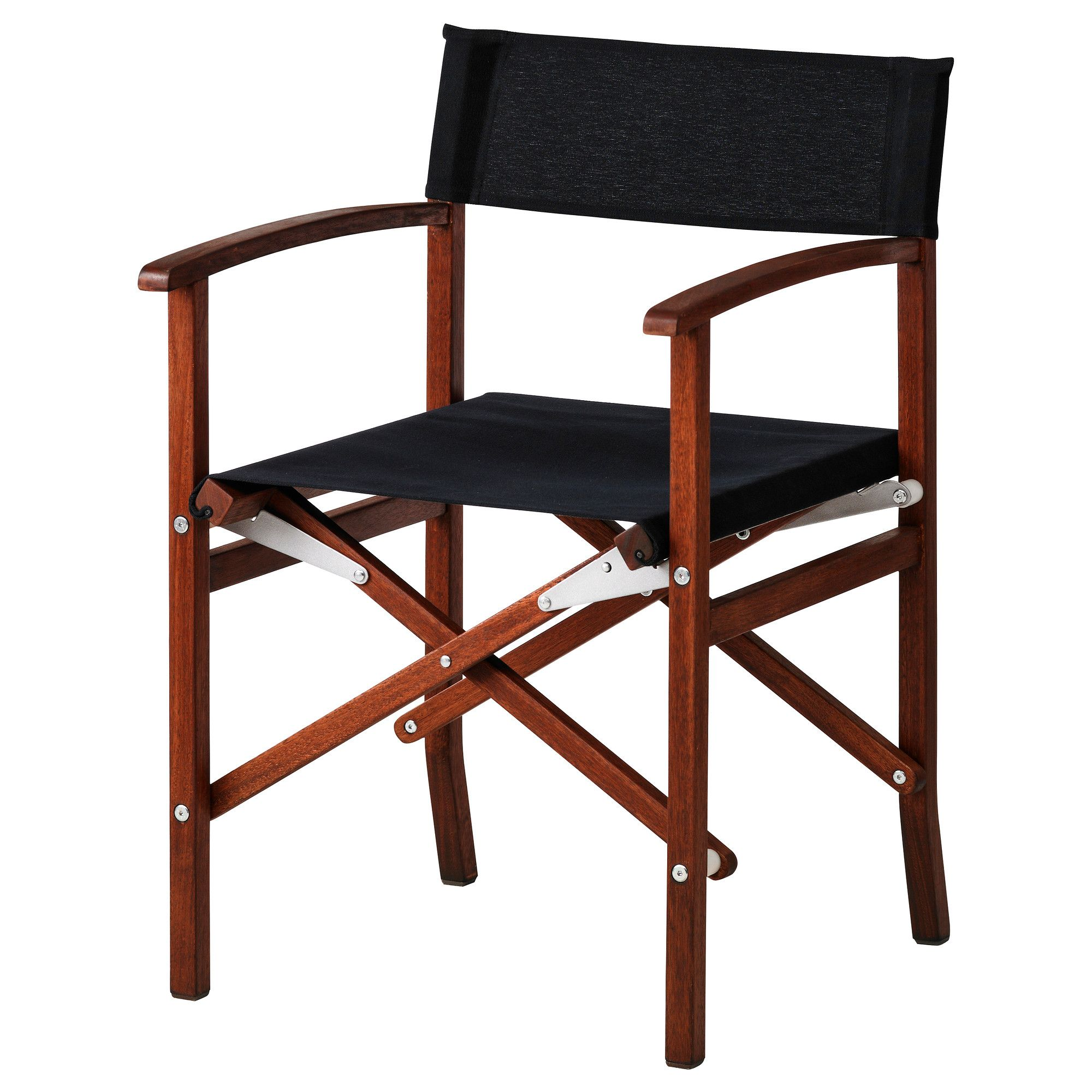 ikea siar director s chair outdoor the chair folds to be rh pinterest com