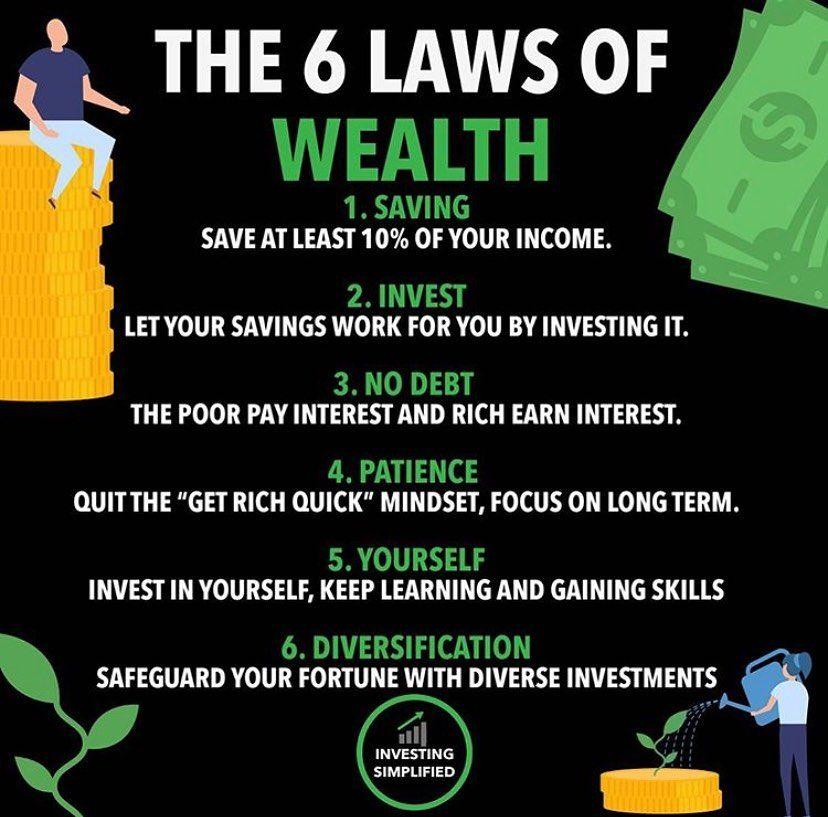 "Financial Professional on Instagram: ""Don't break the law 🚓🚨 . 👉@financialprofessional📈 . . . 📸 @investingsimplified . . . #entrepreneur #success #business #motivation…"""