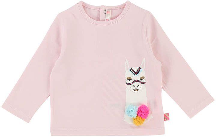 c38dce2ea Long-Sleeve Llama T-Shirt