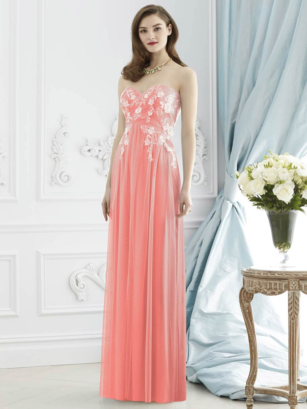 Stylish Orange Bridesmaid Dresses: Our Top Picks | Wedding planning ...